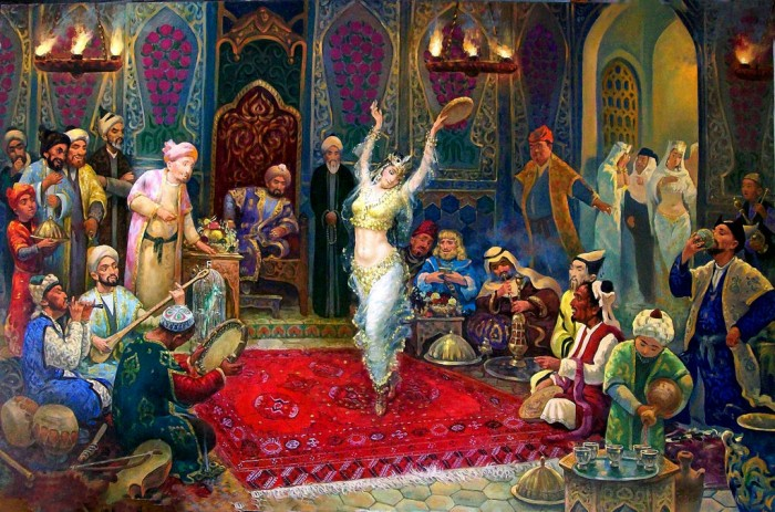 A History of Belly Dance